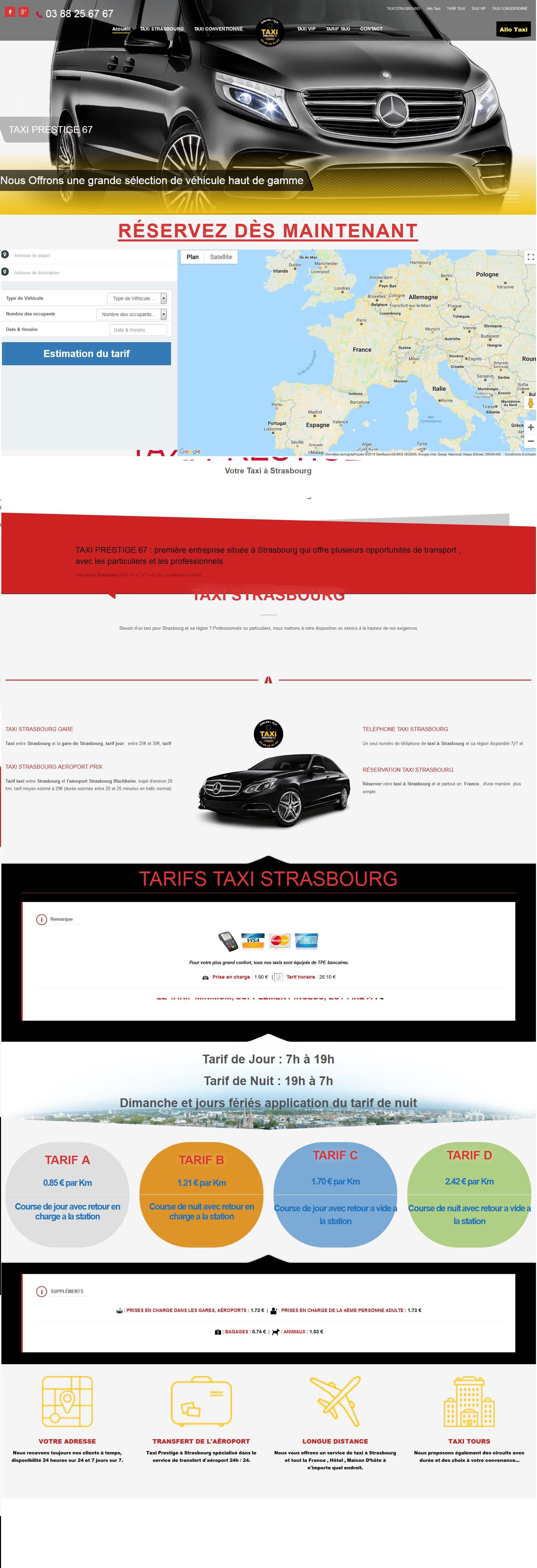 taxi-strasbourg